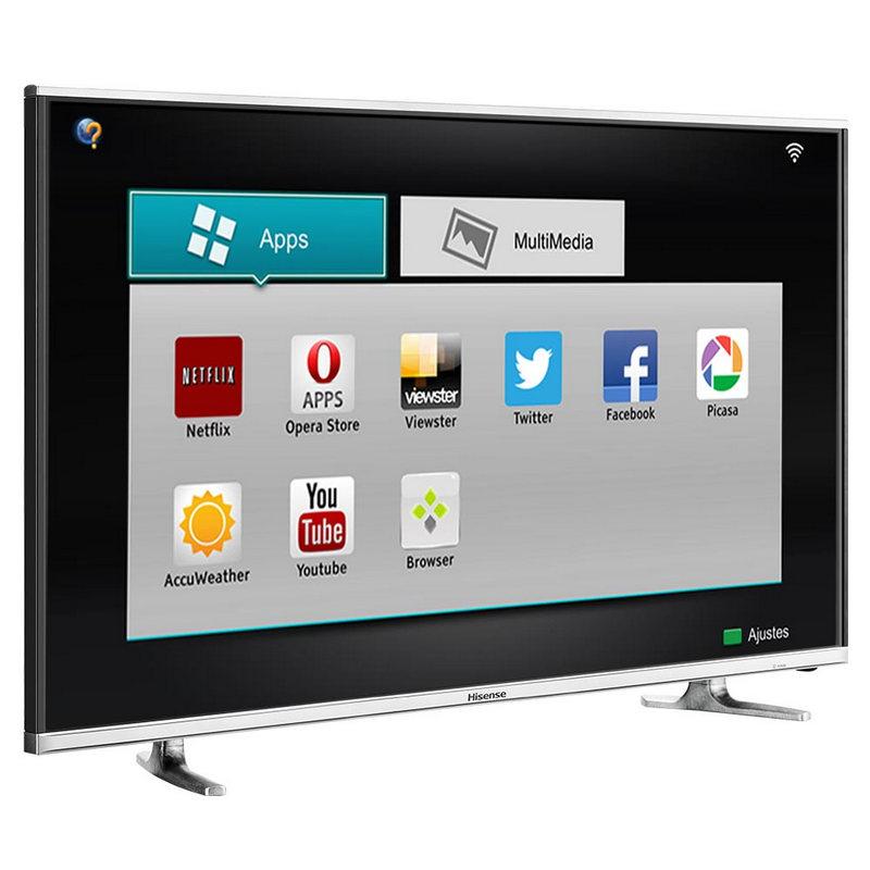 """Hisense 50K370 TV 50"""" LED  PcComponentes - photo#6"""