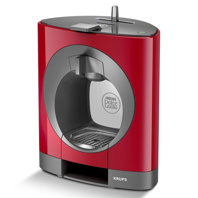 Krups oblo cafetera dolce gusto roja pccomponentes - Dolce gusto krups oblo ...