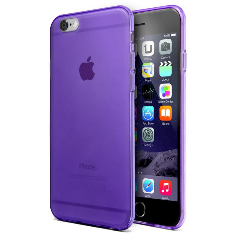 carcasa iphone 7 morada