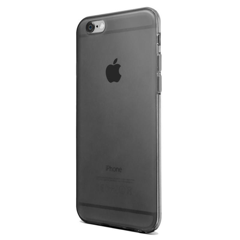 funda tpu mate gris para iphone 6 pccomponentes. Black Bedroom Furniture Sets. Home Design Ideas