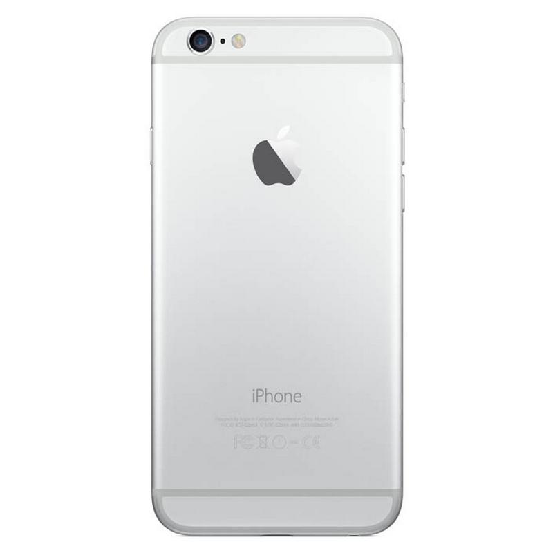 apple iphone 6 plus 16gb plata libre pccomponentes. Black Bedroom Furniture Sets. Home Design Ideas