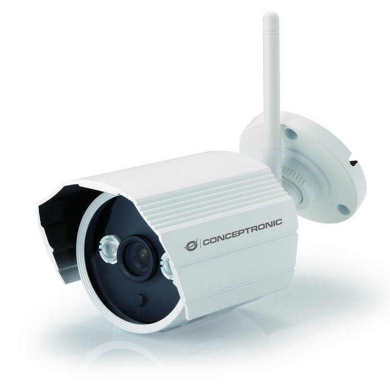Conceptronic c mara de videovigilancia inal mbrica 720p - Camaras de videovigilancia ...