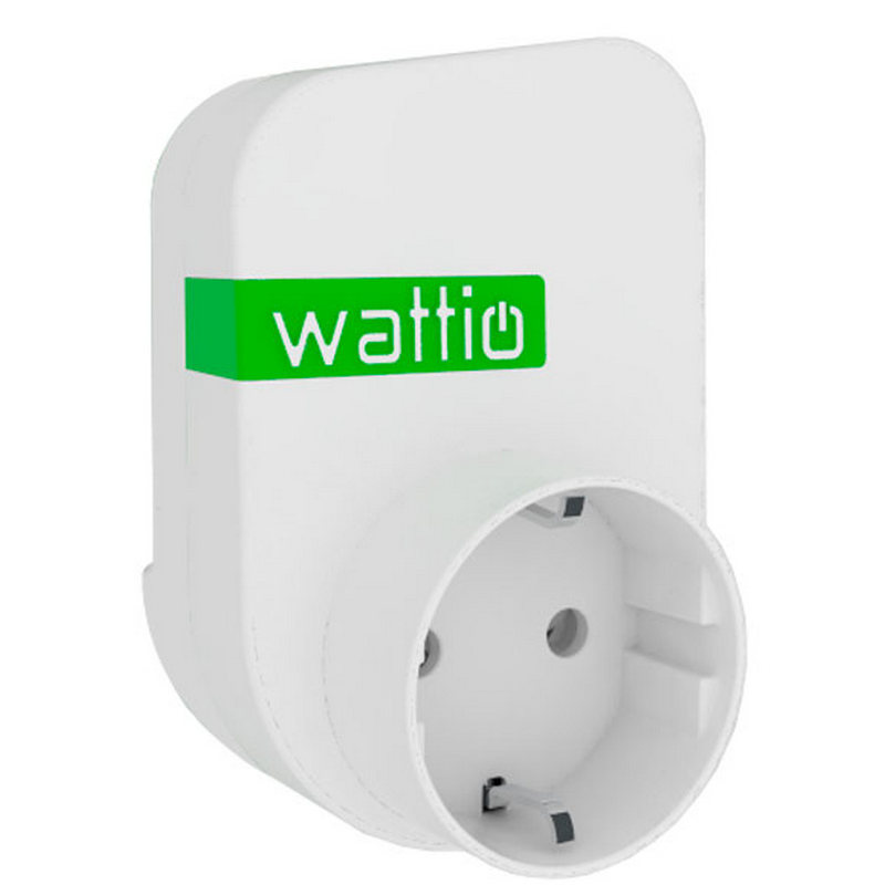 Wattio pack energy kit completo dom tica for Temporizador leroy merlin