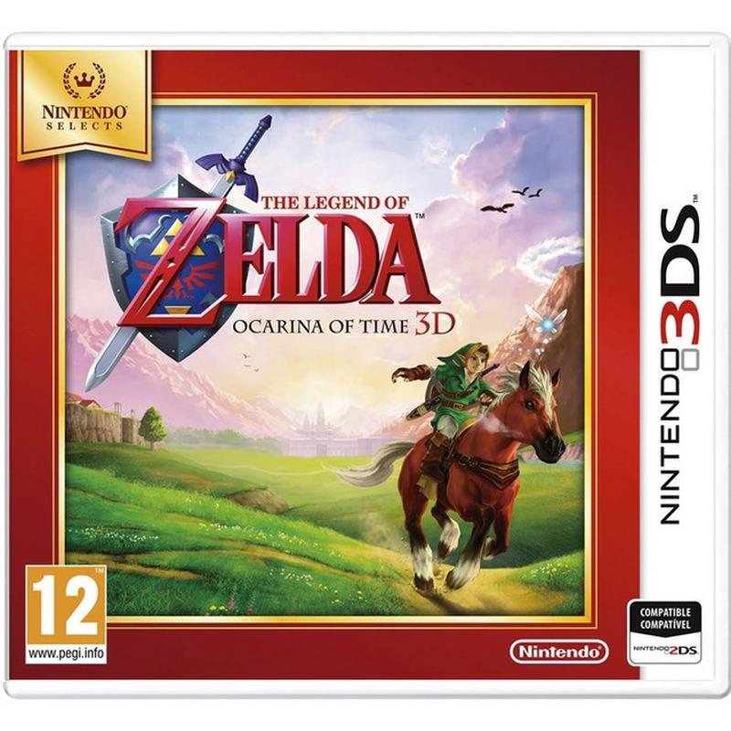 The Legend of Zelda: Ocarina of