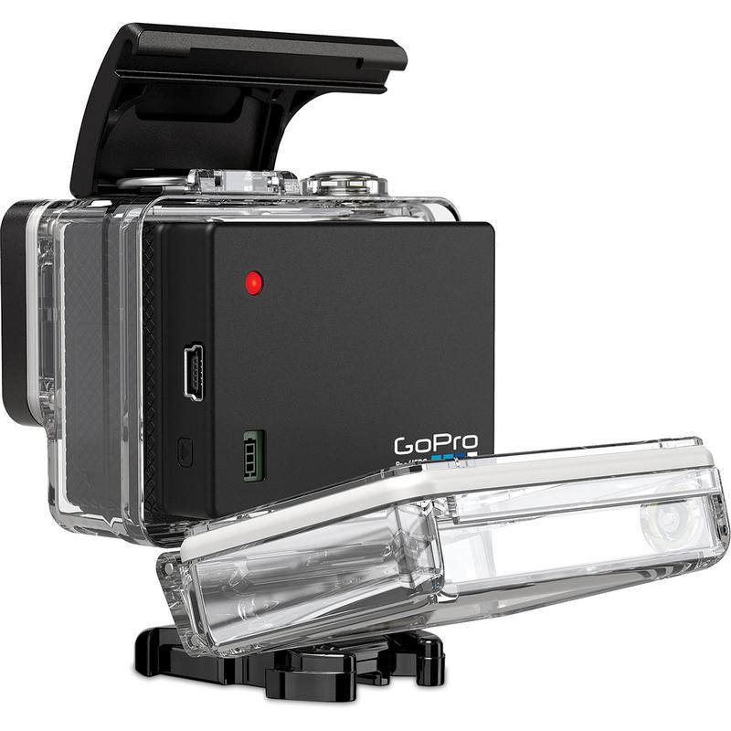 gopro battery bacpac para hero 4 3 3 pccomponentes. Black Bedroom Furniture Sets. Home Design Ideas