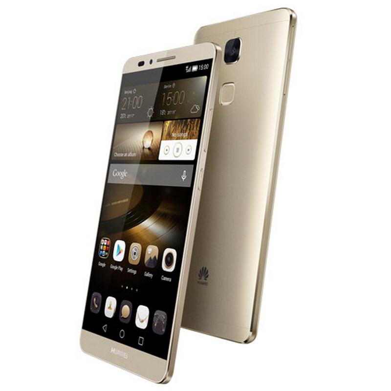 Huawei Ascend Mate 7 Premium Gold Libre |PcComponentes