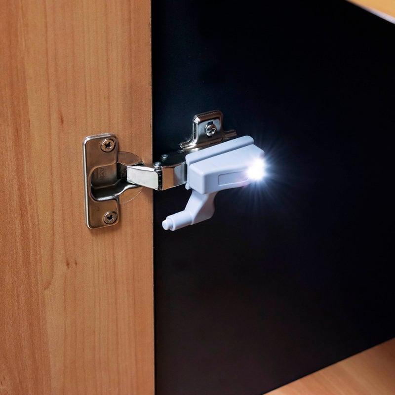 Luz LED para Bisagras de Armario |PcComponentes