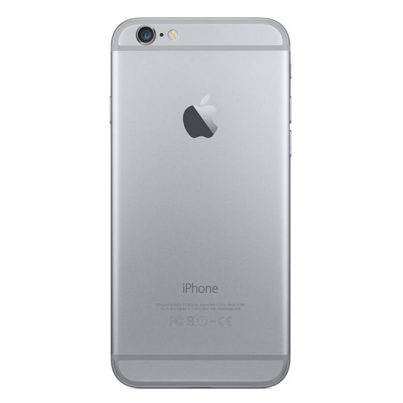 apple iphone 6 64gb gris espacial libre pccomponentes. Black Bedroom Furniture Sets. Home Design Ideas