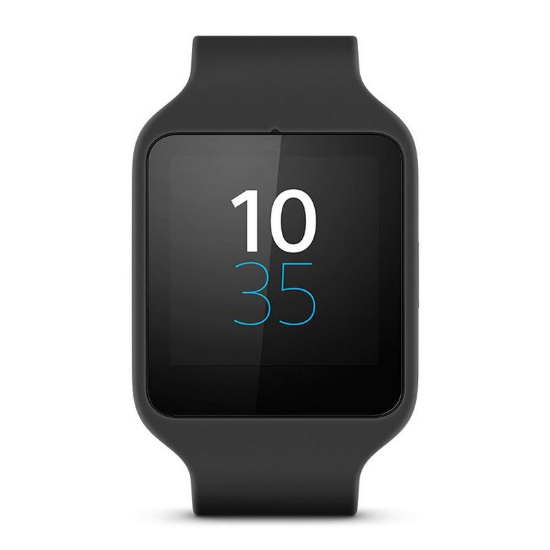 precios baratass orden a un precio razonable Sony Smartwatch 3 SWR50 Negro |PcComponentes