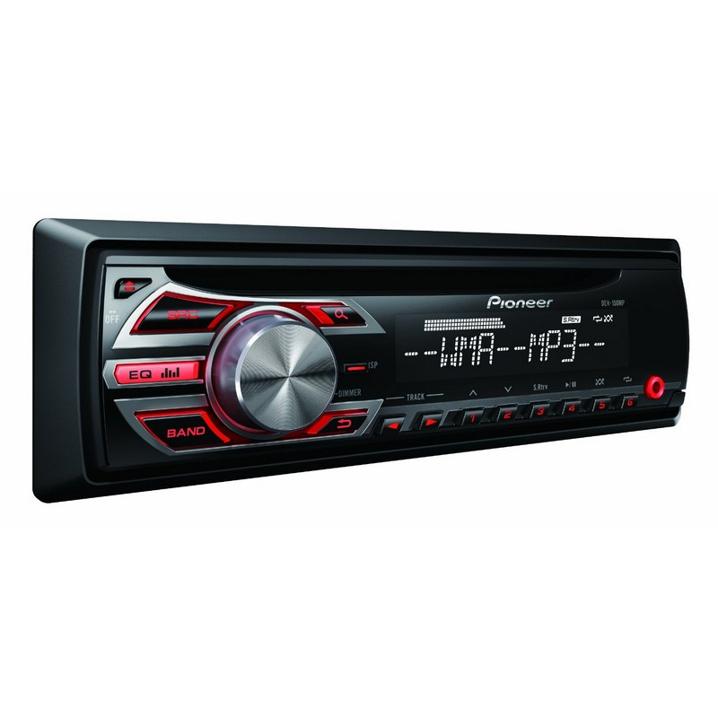 pioneer deh 150mp autoradio cd mp3 wma pccomponentes. Black Bedroom Furniture Sets. Home Design Ideas
