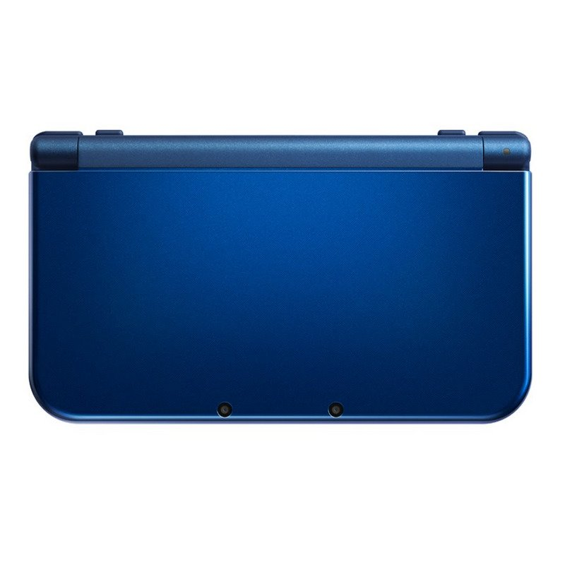 nintendo 3ds xl new nintendo azul pccomponentes. Black Bedroom Furniture Sets. Home Design Ideas
