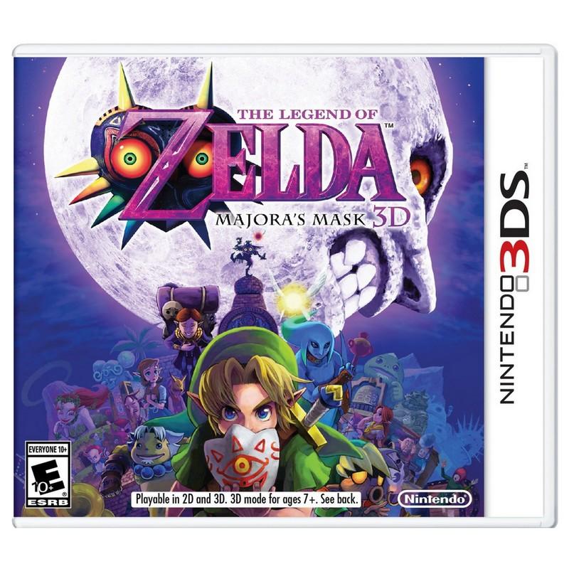 Nintendo The Legend of Zelda: Majora´s