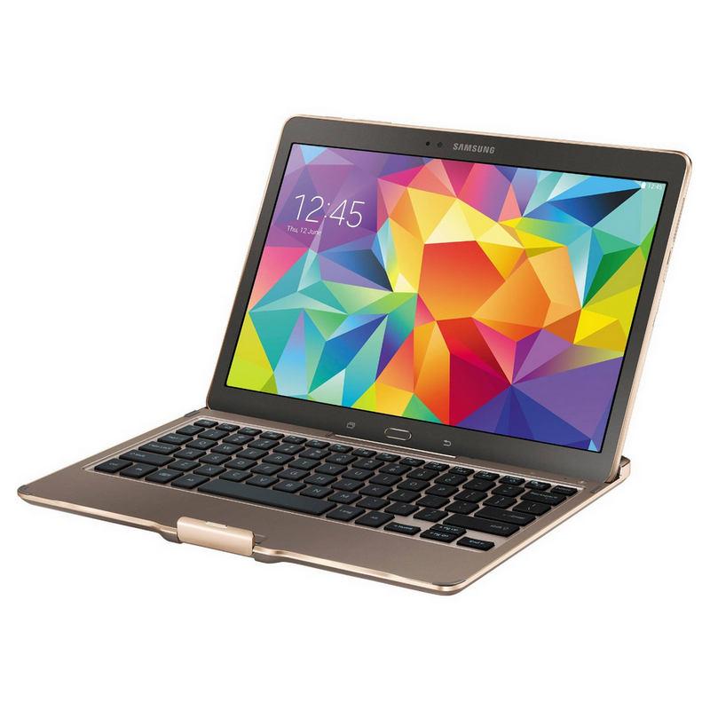 samsung teclado bluetooth para galaxy tab s 10 5 bronce. Black Bedroom Furniture Sets. Home Design Ideas