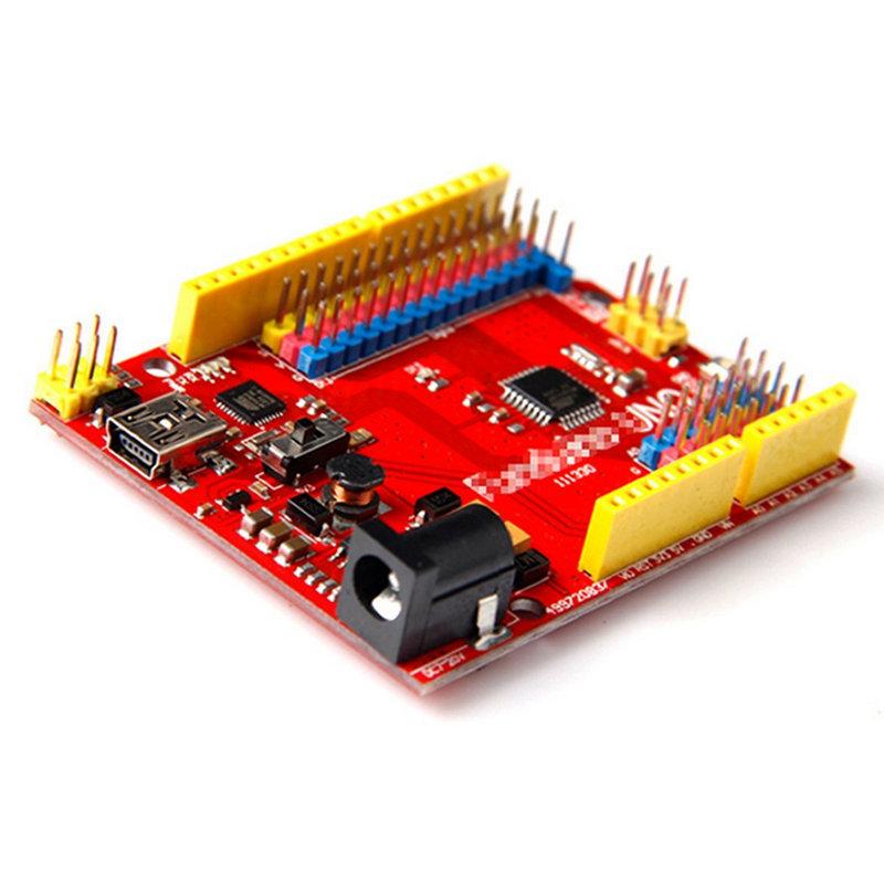 Placa uno atmega p compatible arduino
