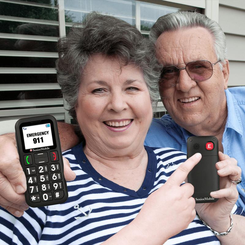 Senior mobile tel fono libre para personas mayores for Mobile telefono