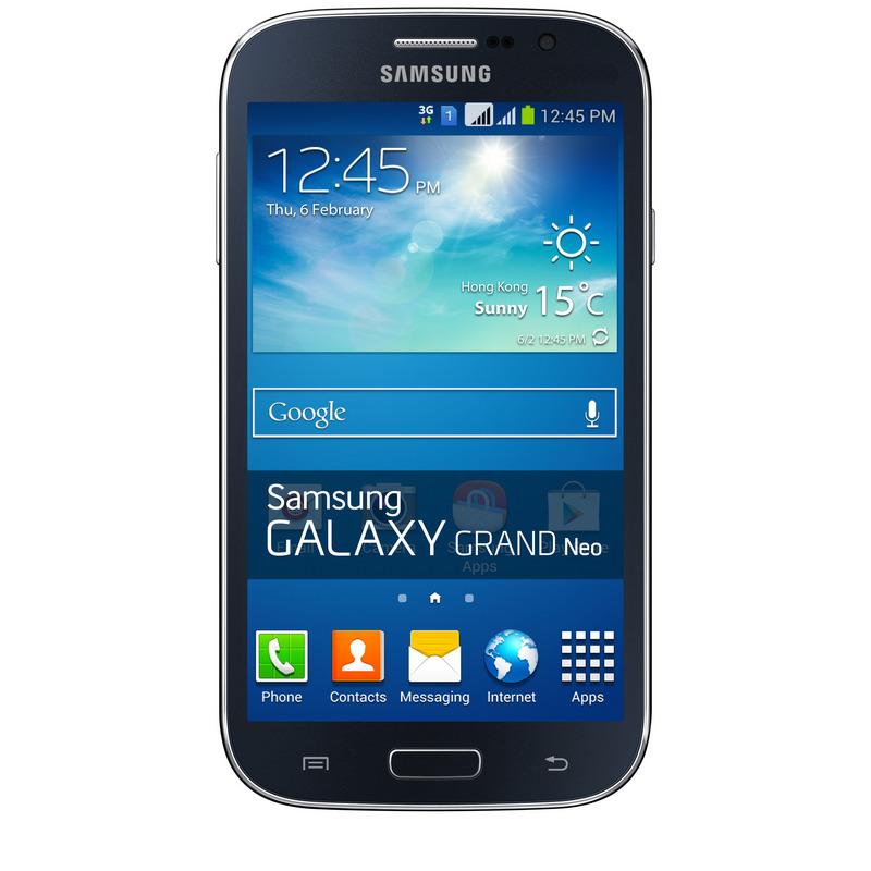 bece29411fc Samsung Galaxy Grand Neo Plus Dual Negro Libre |PcComponentes