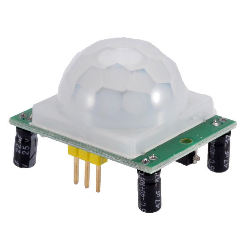 Oem Módulo HC-SR501 Detector de Movimiento