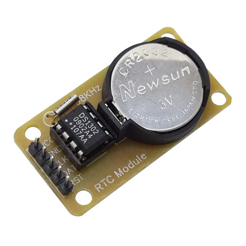 En Reloj Compatible Arduino Módulo Real Ds1302 Tiempo Con tQCshrdx