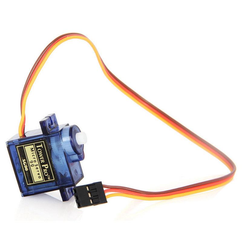Servo sg micro g compatible con arduino