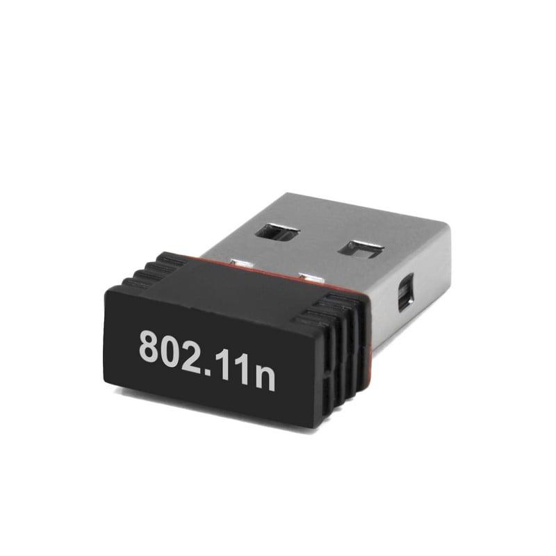 Unotec Adaptador Mini USB WiFi 150 Mbps