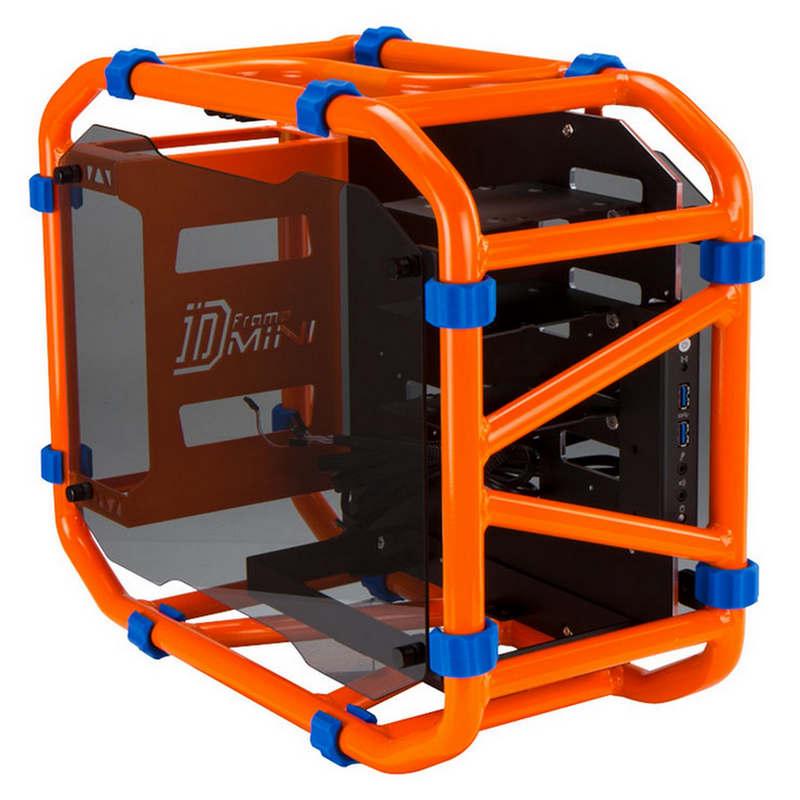 In Win D-Frame Mini Naranja |PcComponentes