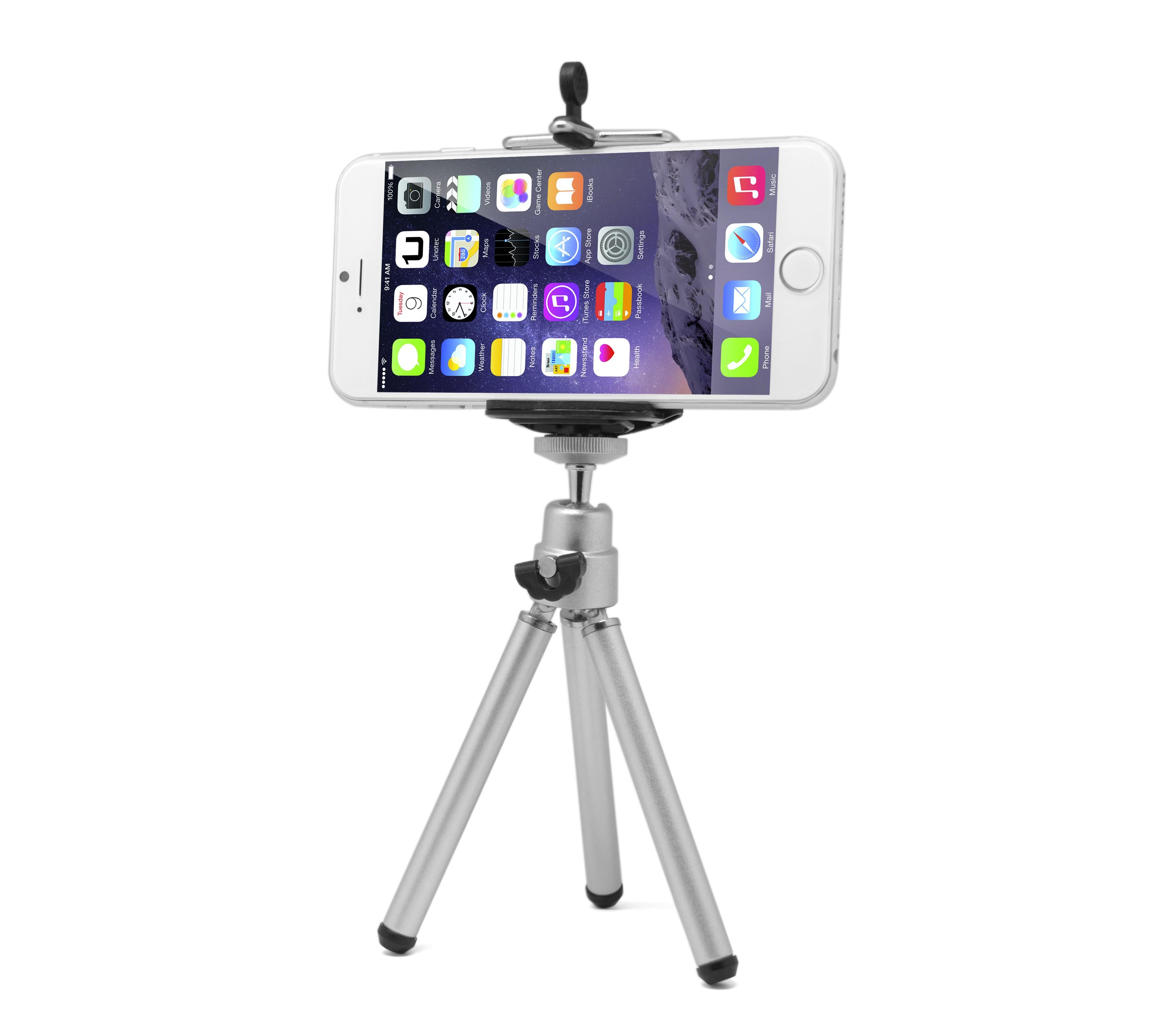 Soporte tr pode universal para smartphone pccomponentes for Accesorios para smartphone