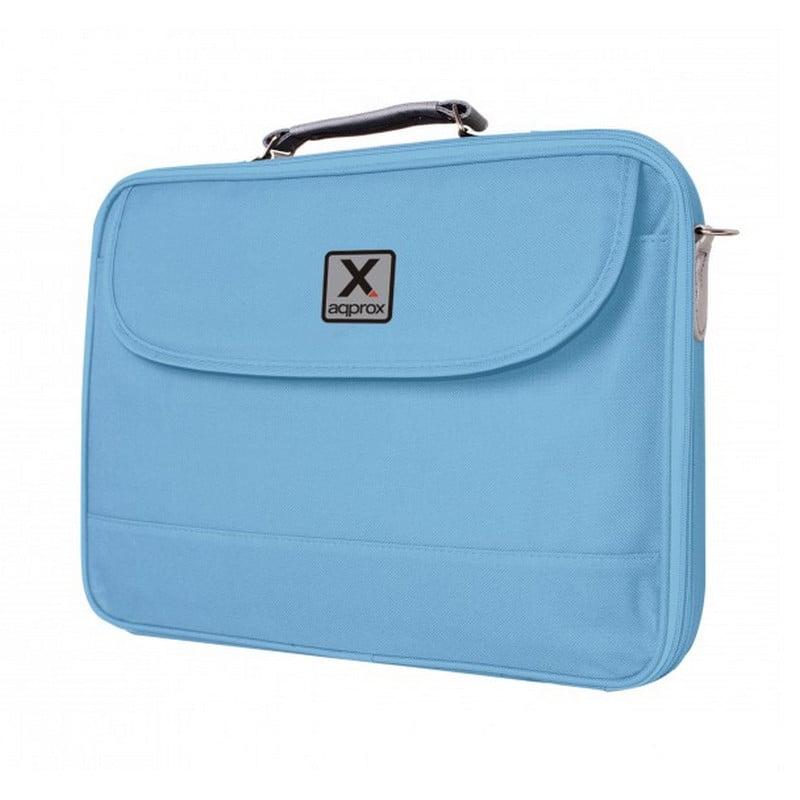 "Approx Notebook Bag Maletín para Portátil 17"" Azul"