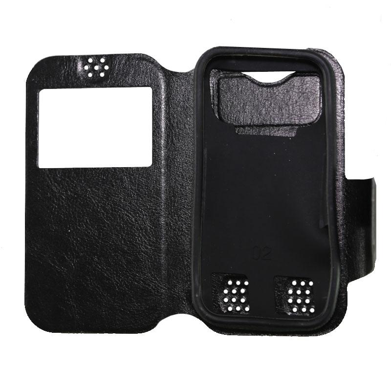 65a1328f19c Funda Universal Negra para Smartphones de 4