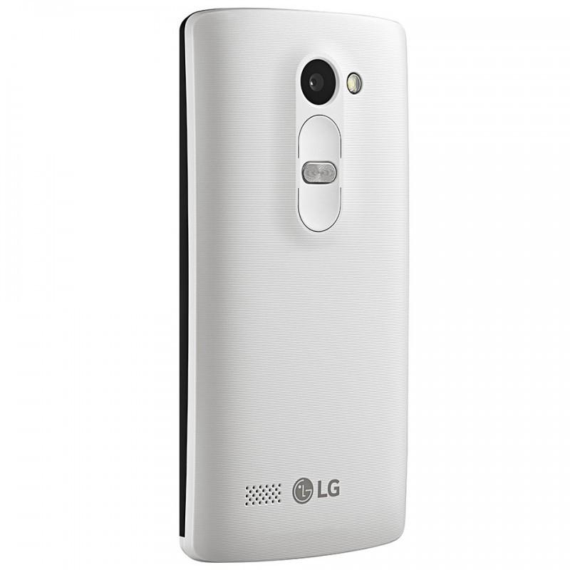LG Leon 4G Blanco Libre |PcComponentes