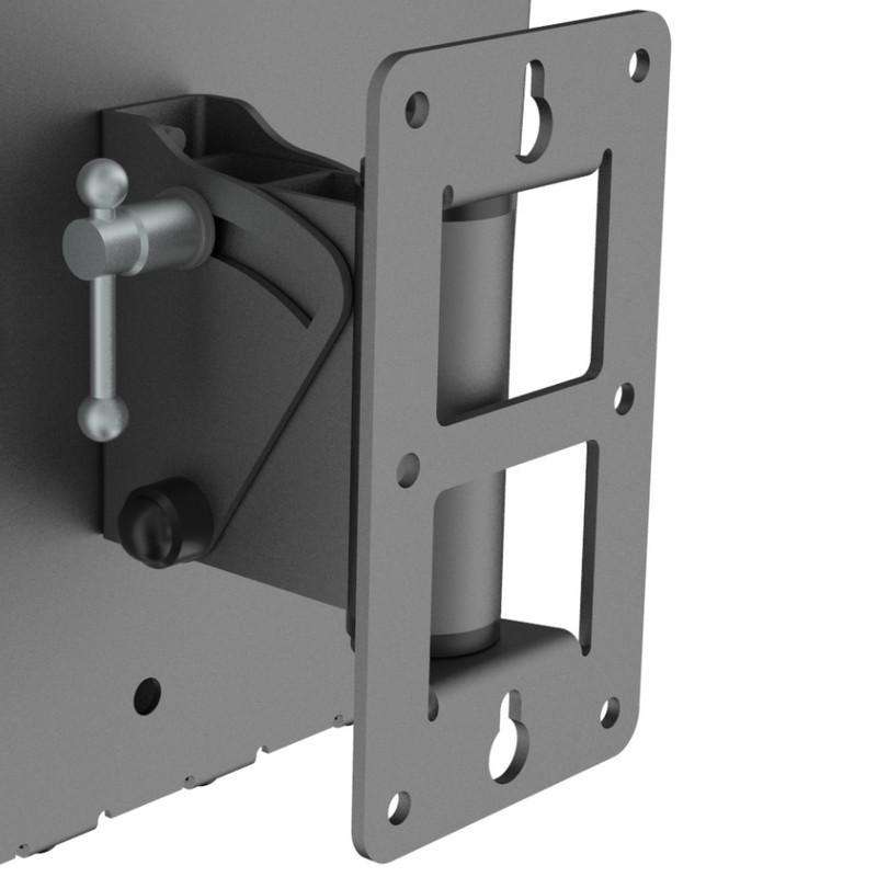 Tooq soporte inclinable y giratorio para monitores 10 32 - Soportes altavoces pared ...