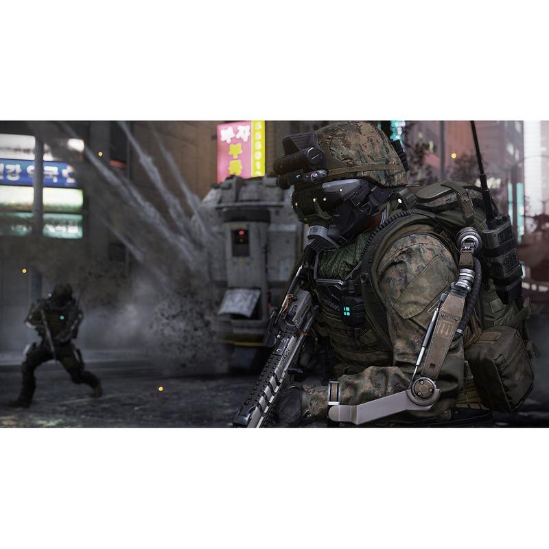 Call of duty advanced warfare gold edition ps