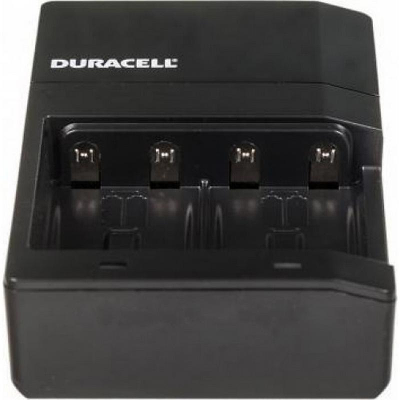 Duracell cef14 cargador 4 pilas 2 pilas aa 1300mah - Cargador para pilas ...