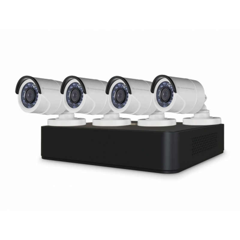Conceptronic Kit de Videovigilancia 8 canales