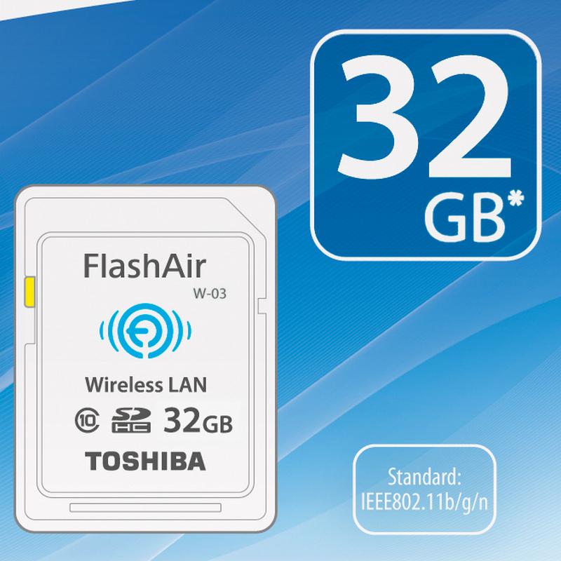 tarjetas de memoria con conectividad wifi