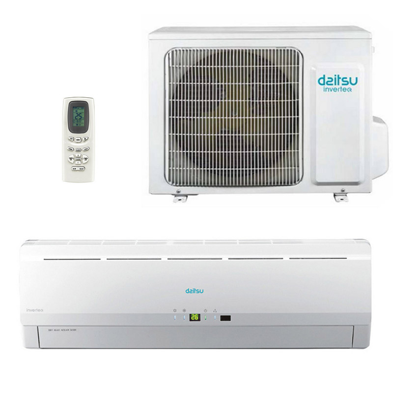 Daitsu asd12ui ak aire acondicionado split bomba de calor for Aire acondicionado calor