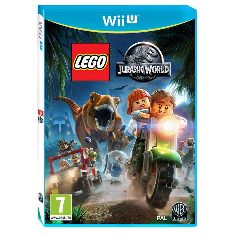 Lego Jurassic World Wii U Pccomponentes