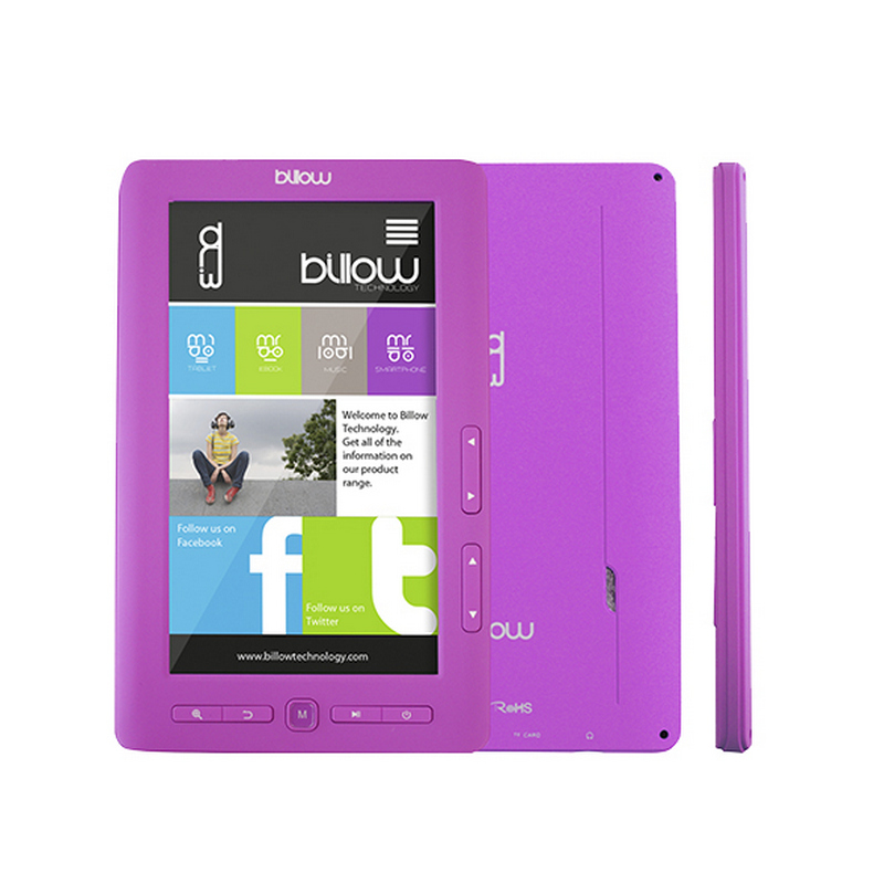 Billow Multimedia Color 4GB 7\