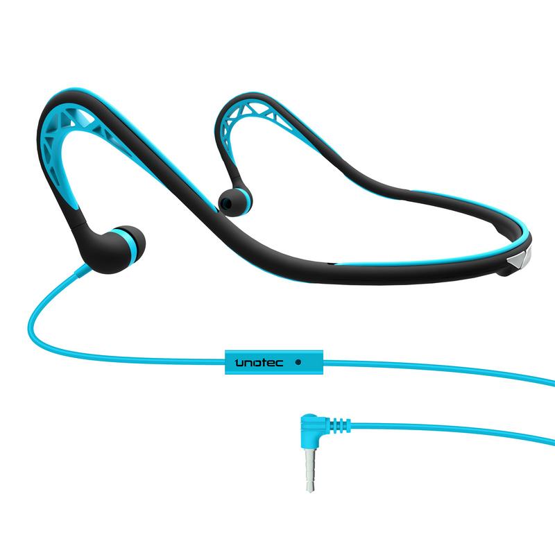 Unotec RunLite Auricular Deportivo Azul