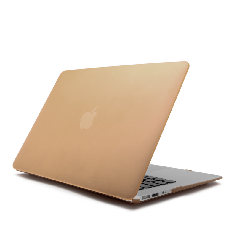 b1d577ab83d Carcasa Dorada Para MacBook Air 13