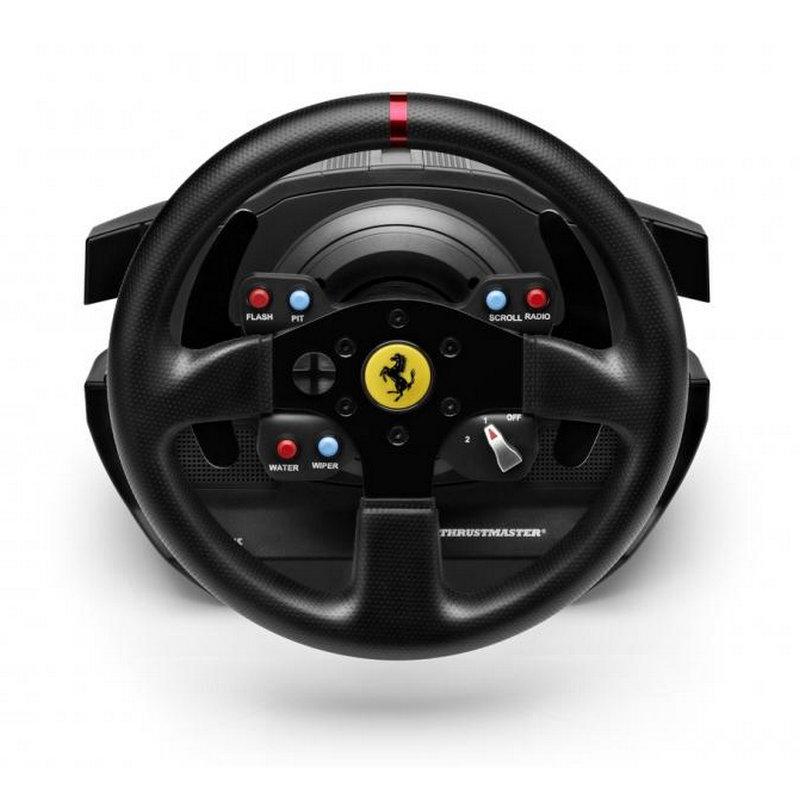 thrustmaster ferrari 458 challenge wheel add on pc ps3. Black Bedroom Furniture Sets. Home Design Ideas