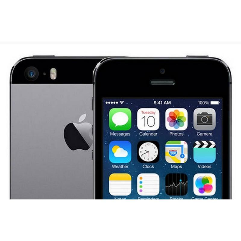apple iphone 5s 32gb gris espacial libre pccomponentes. Black Bedroom Furniture Sets. Home Design Ideas