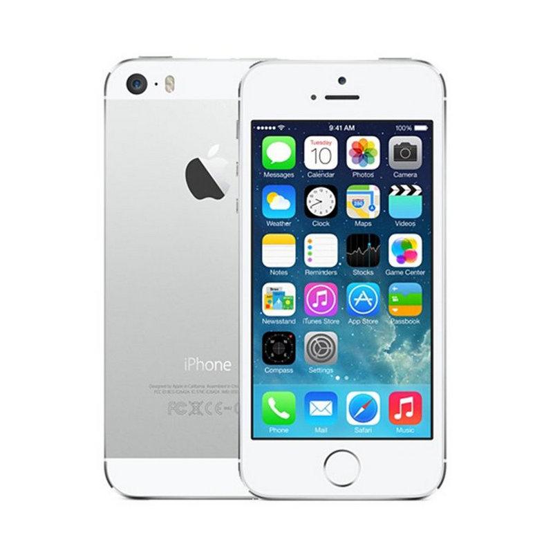 Apple Iphone S Plata Gb