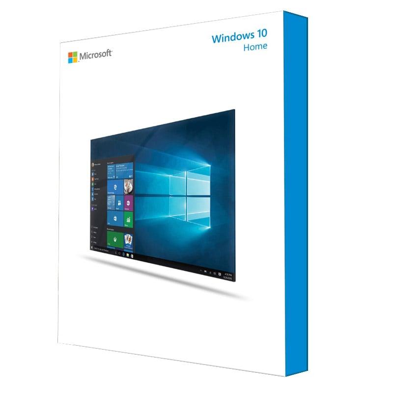 Microsoft windows 10 home 64bits oem for Microsoft windows 10 home