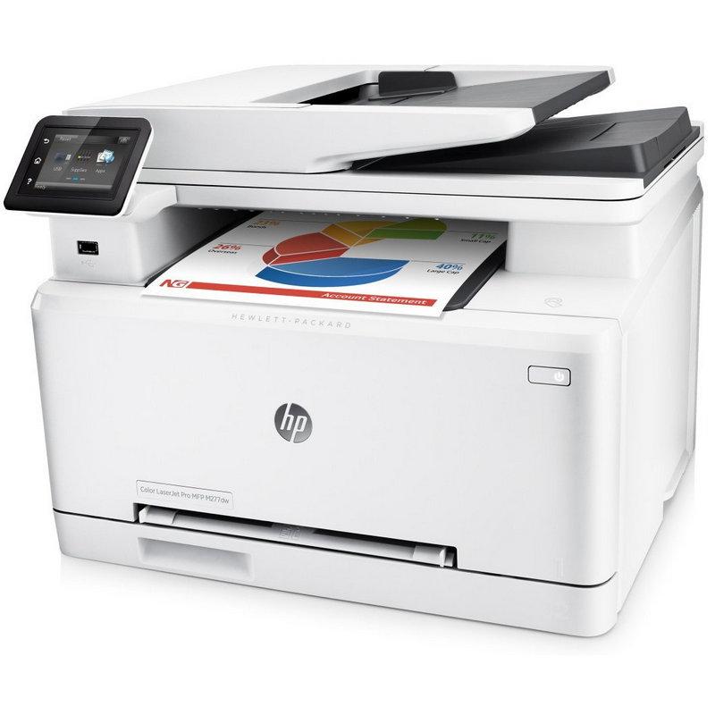 HP LaserJet Pro MFP M277dw Impresora Multifunción Láser ...