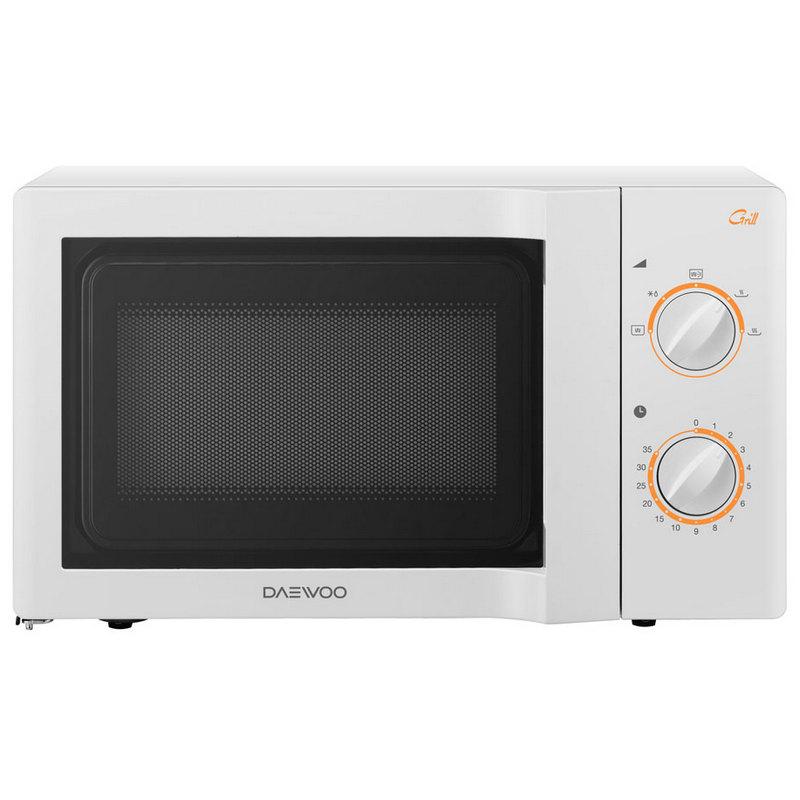Daewoo kog 6l67 microondas con grill 700w pccomponentes - Pccomponentes microondas ...