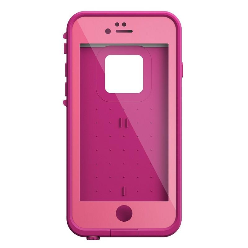 carcasa iphone 6 rosa liquido