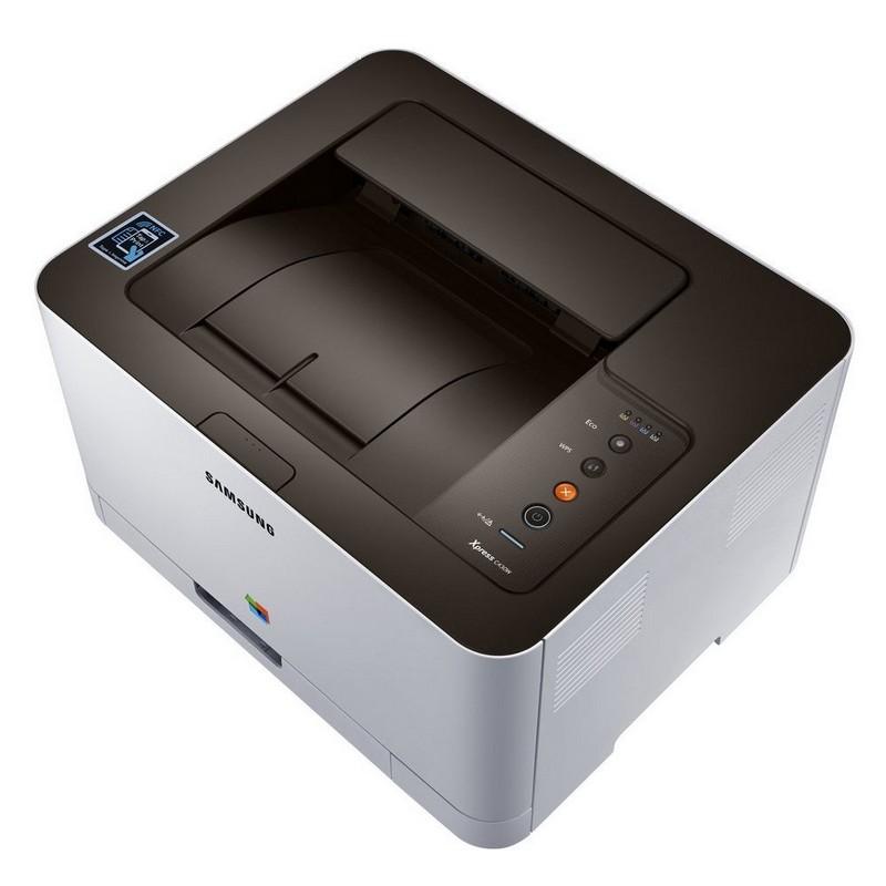 Samsung Xpress C430W Impresora Láser Color WiFi