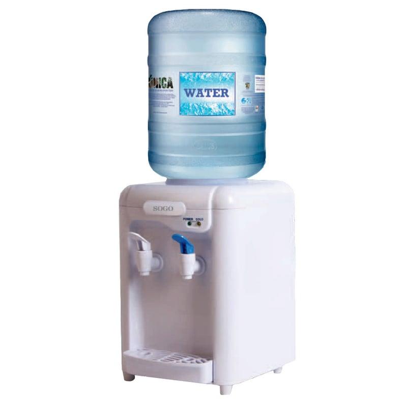 Sogo dis ss 12010 dispensador de agua pccomponentes for Dispensador agua fria media markt