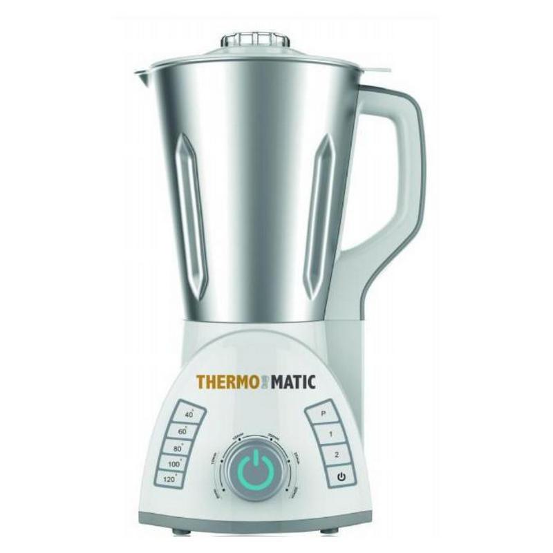 Cecotec thermomatic robot de cocina multifunci n - Robot de cocina multifuncion ...