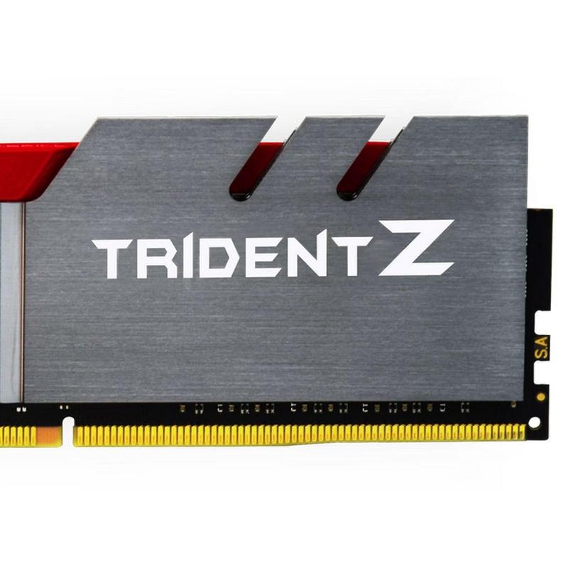 G.Skill Trident Z DDR4 3400 PC4-27200 16GB 2x8GB CL16 |PcComponentes